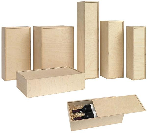 holzkiste 2er wein sekt 360 x 180 x 90 mm europack. Black Bedroom Furniture Sets. Home Design Ideas